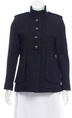 Chanel 2016 Button-Up Jacket