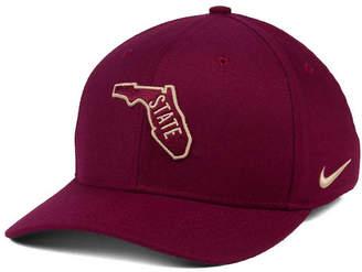 Nike Florida State Seminoles Vault Swoosh Flex Cap