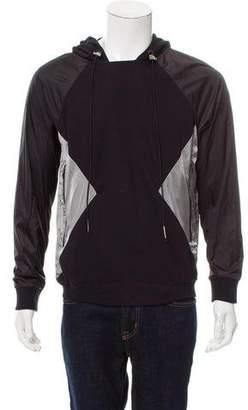 Rochambeau Colorblock Contrast Sweatshirt