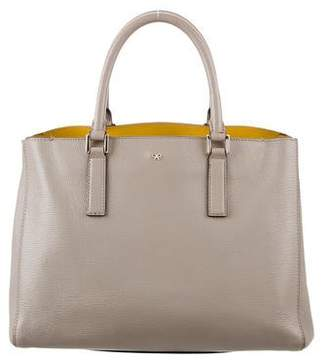 Anya Hindmarch Leather Ebury Tote