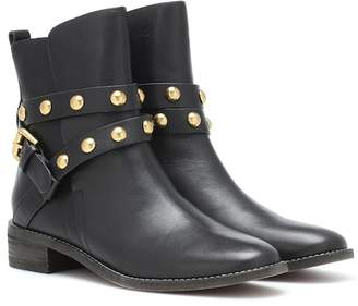See by Chloe Janis leather ankle boot