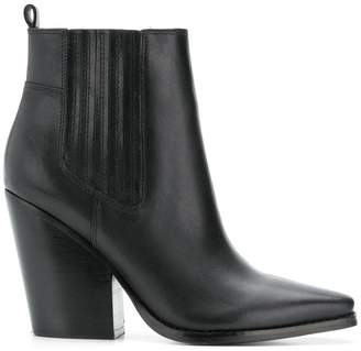 KENDALL + KYLIE Kendall+Kylie block heel ankle boots