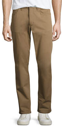 Theory New Haydin Writer Straight-Leg Pants