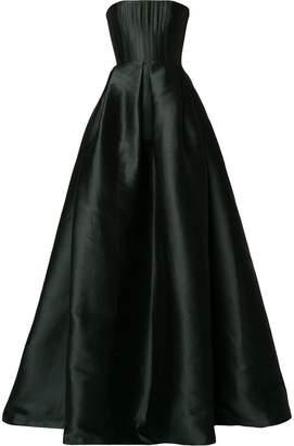 Alex Perry flared empire line dress