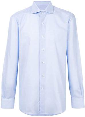 Barba formal long sleeve shirt