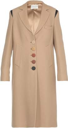 Marco De Vincenzo Mono Breasted Coat