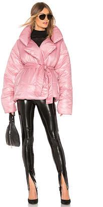 Norma Kamali Short Sleeping Bag Coat