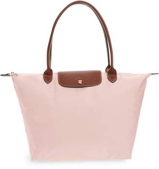 245b7c1073c7 Longchamp Pink Handbags - ShopStyle