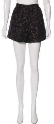Yang Li High-Rise Linen Shorts w/ Tags