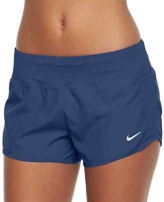 Women's Nike Crew Running Shorts $35 thestylecure.com