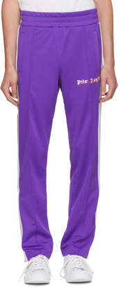 Palm Angels Purple Playboi Carti Edition Die Punk Track Pants