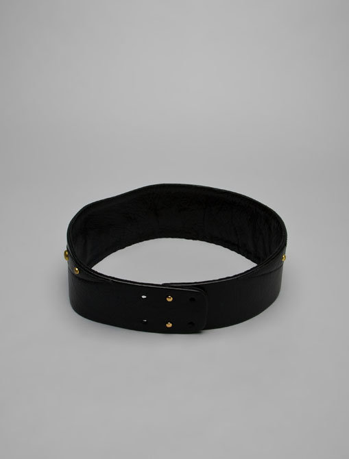 Jack Rabbit Noir Corset Belt
