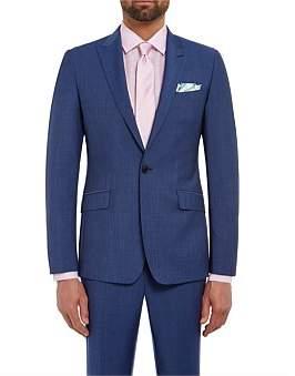 4ca3620a Richard James Mayfair Peak Lapel Wool Suit Jacket