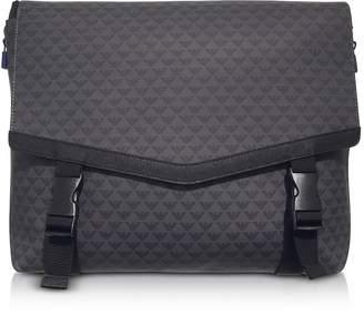 Emporio Armani All Over Logo Men's Messenger Bag