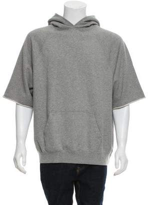 Fear Of God FOG Essentials Oversize Short Sleeve Hoodie