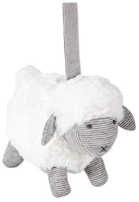 Mamas and Papas Welcome To The World Chime Sheep Soft Toy, Grey, Baby/Infant Toy
