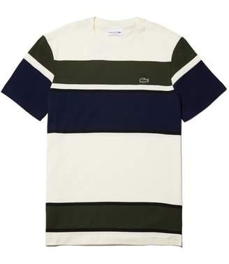 Lacoste Men's Crew Neck Cotton T-shirt
