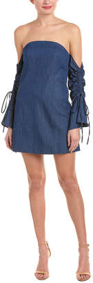 C/Meo Collective Right Kind Of Madness Shift Dress
