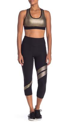Gottex X by Tummy Control Capri Leggings