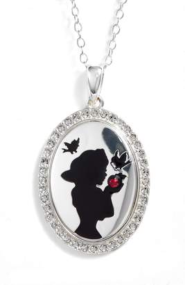 Disney Snow White 'Kind to All, Big and Small' Pendant Necklace