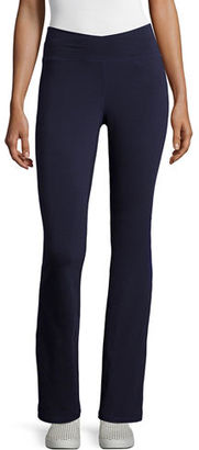 Eileen Fisher Stretch Jersey Yoga Pants, Petite $118 thestylecure.com