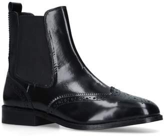 Carvela Leather Rhea Ankle Boots