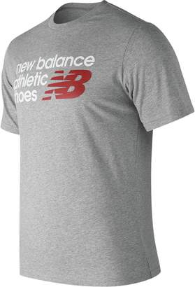 New Balance NB Athletics Shoe Box T-Shirt - Men's