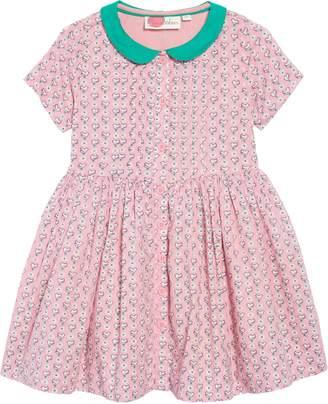 Boden Mini Nostalgic Collared Dress