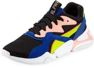 Puma Nova Girl Pwr Knit Dad Sneakers