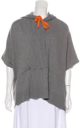 Diane von Furstenberg Madoka Hooded Sweater