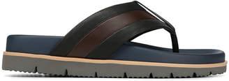 Donald J Pliner BRYCE, Calf Leather Thong Sandal