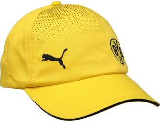 93b329a63b8 at MandMDirect.com · Puma Mens BVB Borussia Dortmund Supporters Cap Cyber  Yellow Black