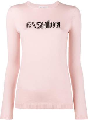 Bella Freud Fashion knitted jumper