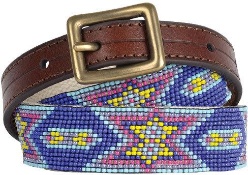 Carolyn Beaded Belt
