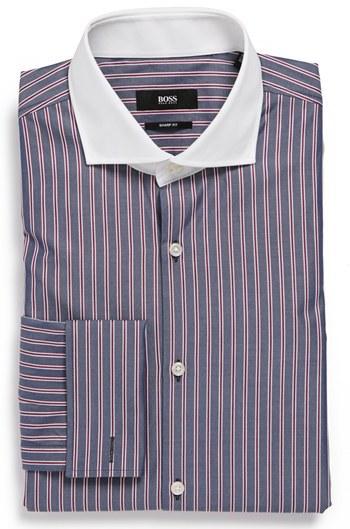 HUGO BOSS 'Maccoy' Sharp Fit Non-Iron Dress Shirt