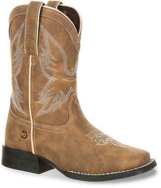 Durango Lil Mustang Toddler & Youth Cowboy Boot - Girl's