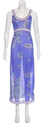 Emilio Pucci Vintage Floral Dress