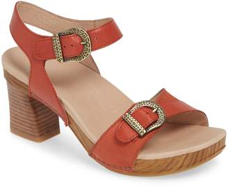 08e6a614dee Orange Block Heel Shoes - ShopStyle