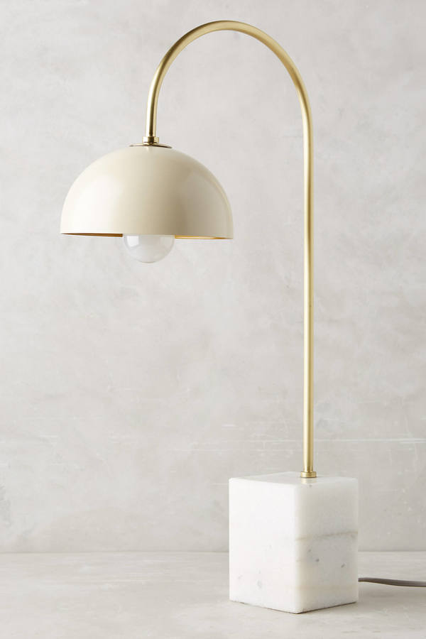 AnthropologieAnthropologie Winding Course Table Lamp
