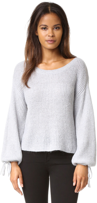 Ella Moss Lesya Sweater $225 thestylecure.com
