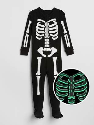 Gap Glow-in-the-Dark Footed One-Piece