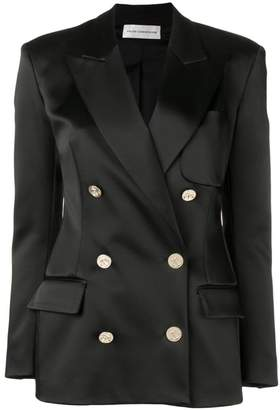 Faith Connexion fitted double breasted jacket