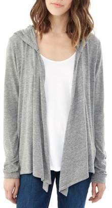 Alternative Hooded Jersey Wrap