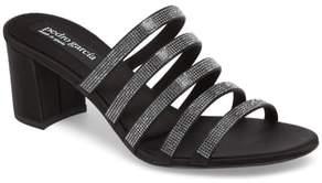 Pedro Garcia Xaki Crystal Embellished Sandal