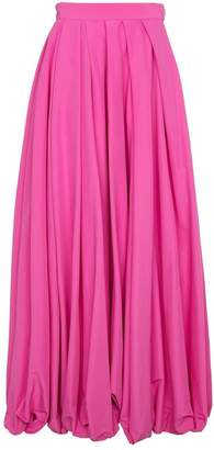 Maxi Parachute Skirt