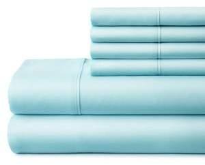 Blissful Bedding Luxury Ultra Soft Six-Piece Bed Sheet Set