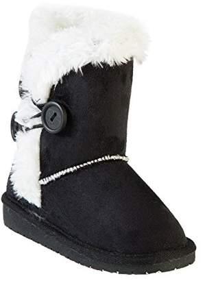 Dawgs Kid's Microfiber 3 Button Australian Style Boot