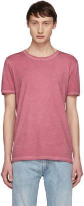 BOSS Pink Troy T-Shirt