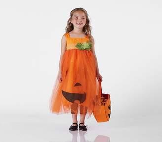 Pottery Barn Kids Light Up Pumpkin Dress : 4-6y : : : ( 427601 )