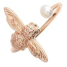Olivia Burton Pearl Bee Ring